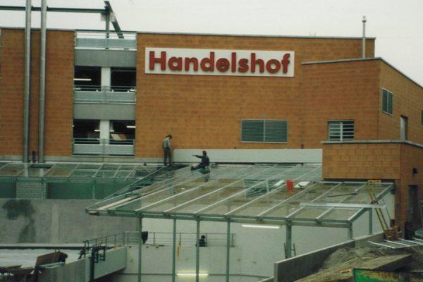 Einkaufszentrum Ankerareal Rottenburg (D)