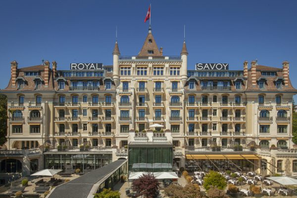 5* Royal Savoy Hotel & Spa Lausanne (CH)