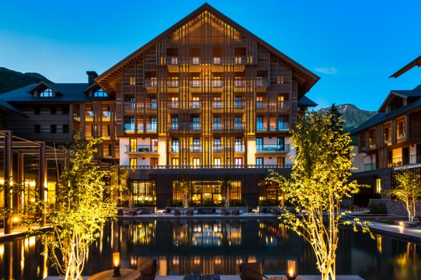 5* Superior Hotel The Chedi Andermatt (CH)