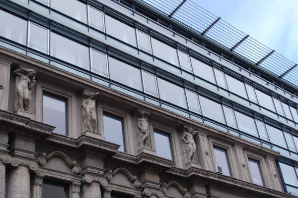 Generalsanierung Carl-Eugen-Bau/Börse Stuttgart (D)