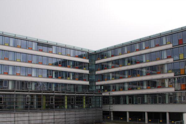 Bürogebäude DeTe-Immobilien Stuttgart (D)