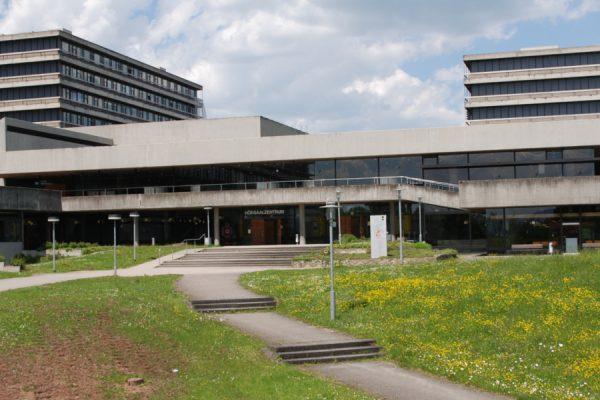 Hörsaalzentrum NWI Campus Tübingen (D)