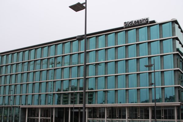 Bürogebäude LEG/SüdLeasing Stuttgart (D)