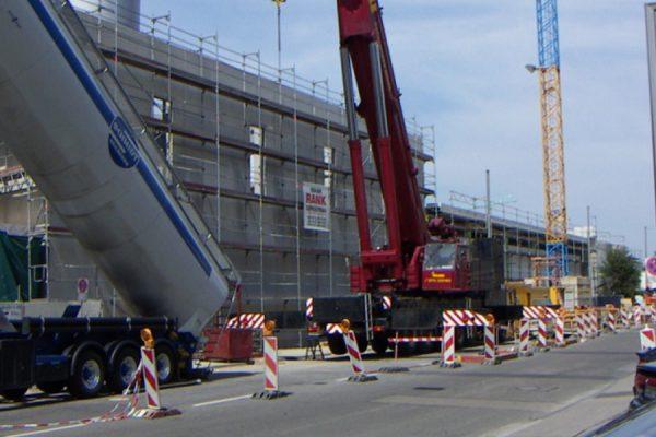 Produktionserweiterung Bauder Werk Stuttgart (D)