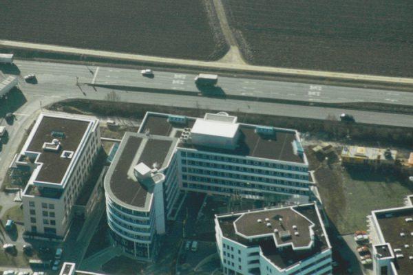 Bürogebäude VEDEWA Stuttgart-Weilimdorf (D)